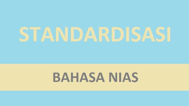 Tata Bahasa Nias