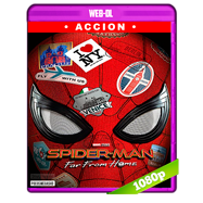 Spider-Man: Lejos de casa (2019) WEB-DL 1080p Audio Dual Latino-Ingles