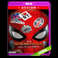 Spider-Man: Lejos de casa (2019) WEB-DL 1080p Audio Dual Latino-Ingles