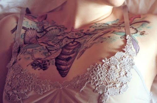 8 of the craziest and most amazing tattoo designs for women