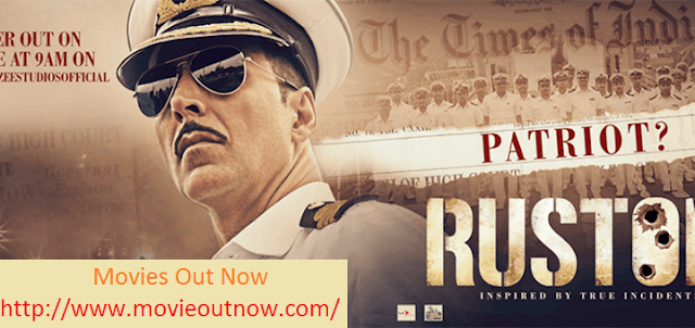 Rustom Movie - Movies Out Now