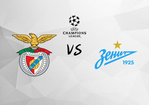 Benfica vs Zenit San Petersburgo  Resumen