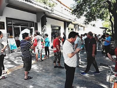 投诉:西安振华城楼盘预购房户到陕西省政府上访