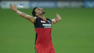 Harshal Patel 5-27 vs Mumbai Indians Highlights