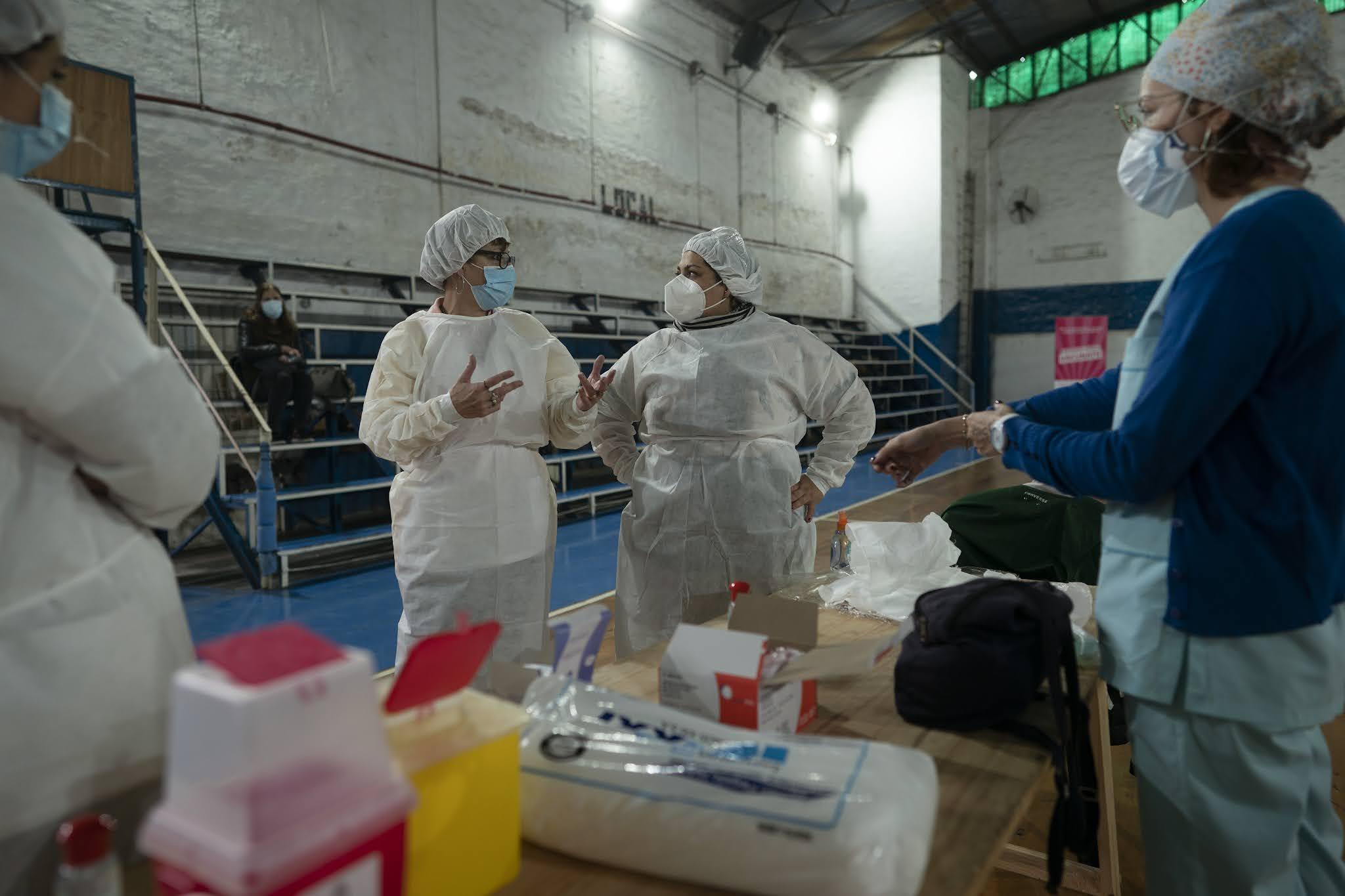 Coronavirus en Argentina: confirmaron 153 muertos y 5.807 nuevos contagios en las últimas 24 horas