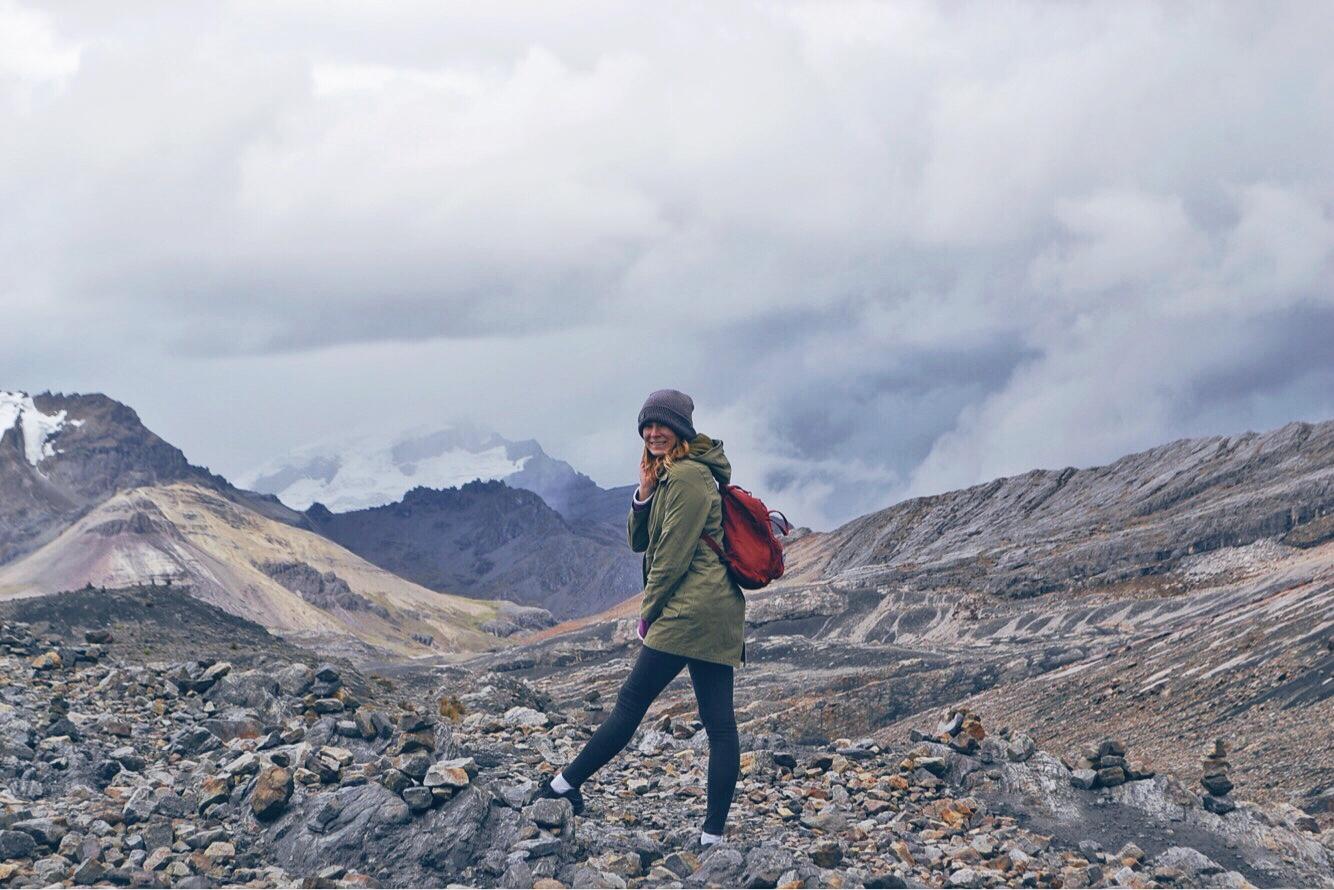 Huaraz, Peru, ejnets.com, Nevado Pastoruri
