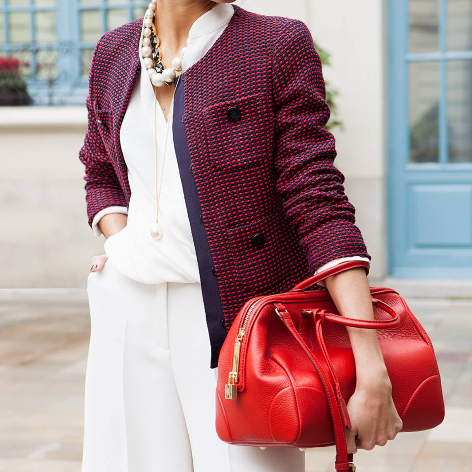 10 bolsos Carolina Herrera ¡adorables!