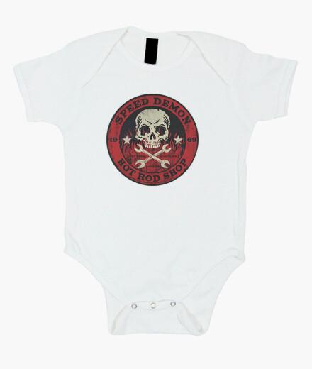 Bodies Bebé - Diseño Speed Demon
