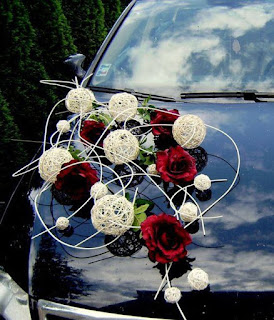 Wedding Car Decorations , Do It Yourself