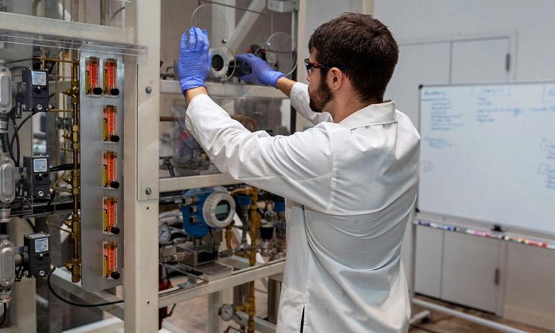 Air Co. конвертер углекислого газа