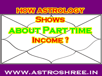 which part time job is best as per horoscope
