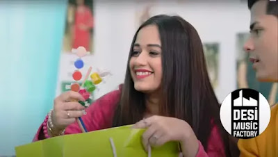RINGTONE Lyrics -Featuring Jannat Zubair