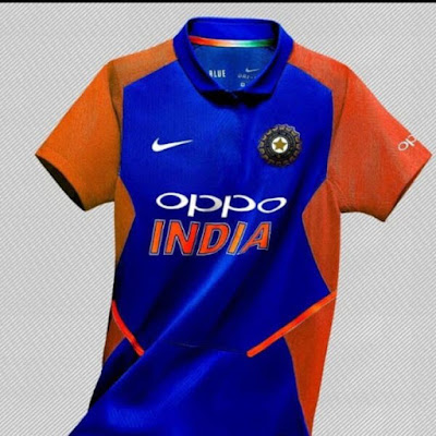 ICC World Cup 2019: Indian Cricket Team To Wear Orange Jerseys Against England