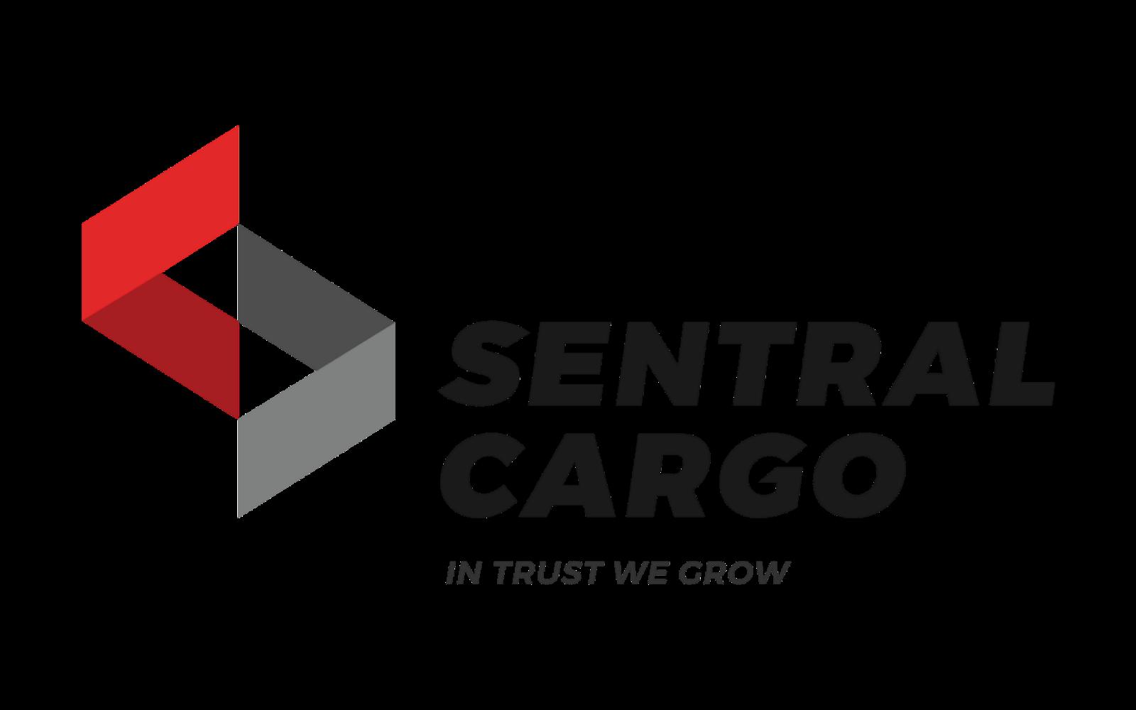 Logo Sentral Cargo Format PNG