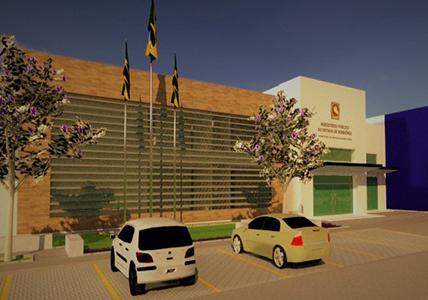 MP abre edital de licitação para construção da nova sede da Promotoria de Justiça de Guajará-Mirim