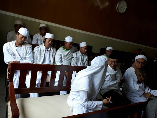 Penista Agama Sragen Diistimewakan, FPI Protes