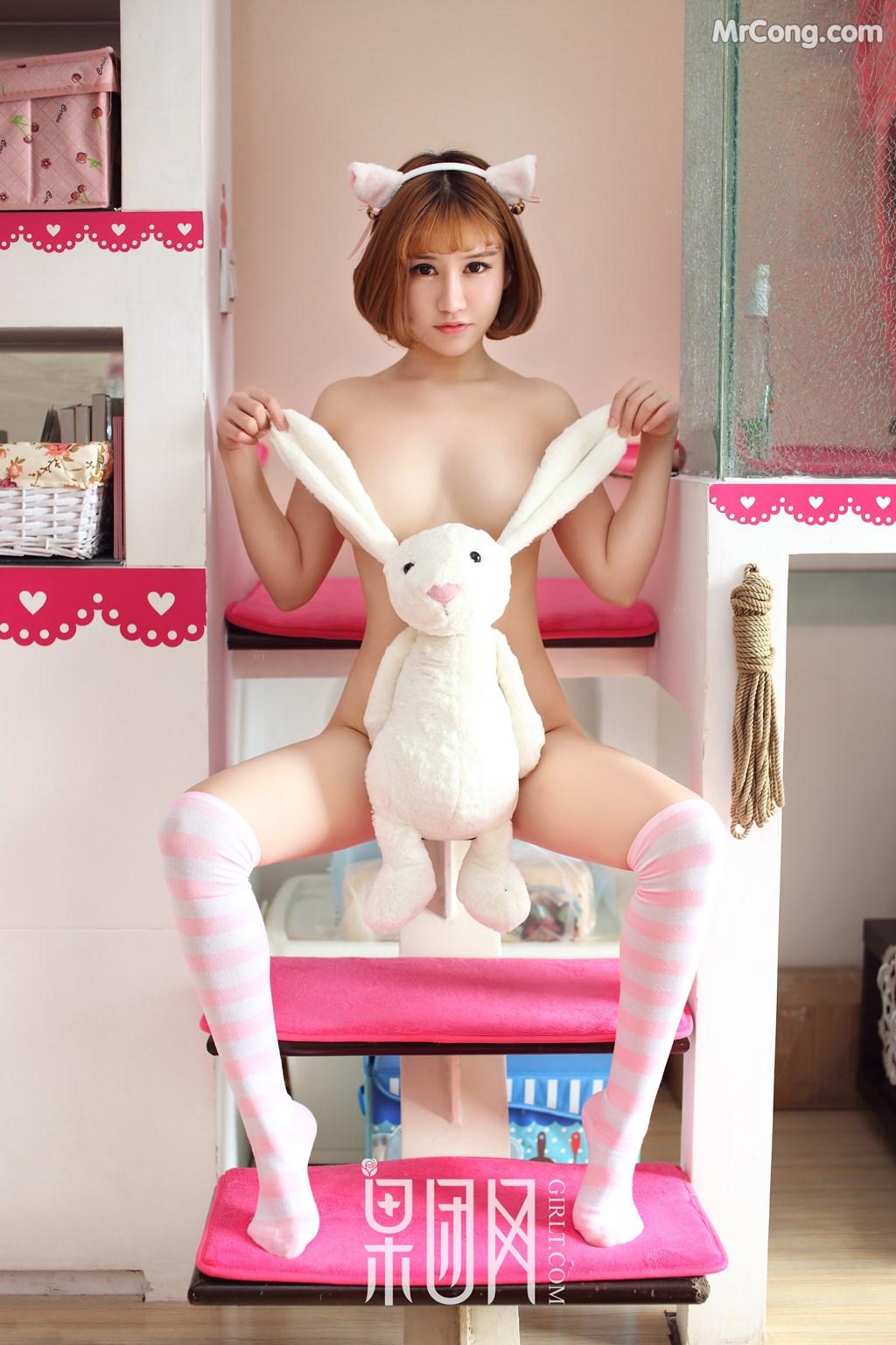 Image GIRLT-No.042-Aojiao-Meng-Meng-K8Vivian-MrCong.com-001 in post GIRLT No.042: Người mẫu Aojiao Meng Meng (K8傲娇萌萌Vivian) (54 ảnh)