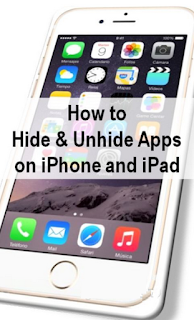 How To Hide And Show Apps Downloaded From App Store on iPhone & iPad