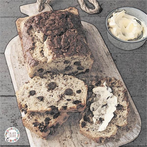 Gluten- and Dairy-Free Cinnamon Raisin Bread 🍞