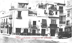Así crecía Sevilla.