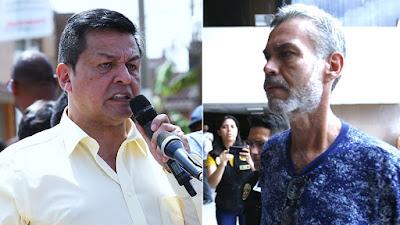 Juan Sotomayor y Víctor Albrecht cumplirán 3 años de prisión preventiva por caso Rich Port II