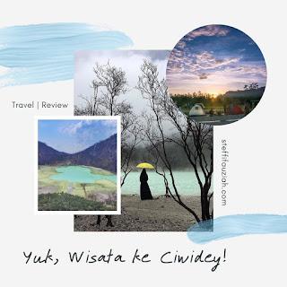 wisata keren di ciwidey