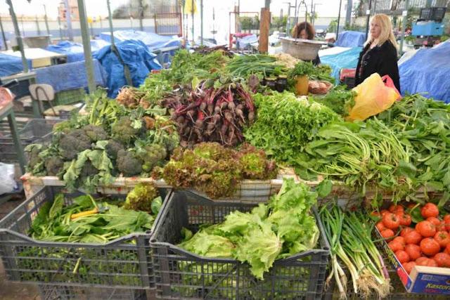 Θεσπρωτία: Οι παραγωγοί, οι πωλητές και οι πελάτες των λαϊκών αγορών της Θεσπρωτίας τηρούν τα μέτρα