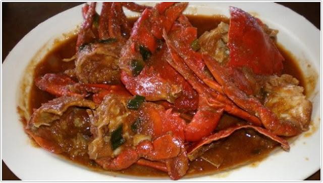 Kepiting Olok;10 Top Kuliner Probolinggo