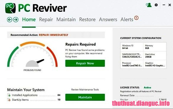 Download Reviversoft Pc Reviver 3.7.0.26 Full Cr@ck