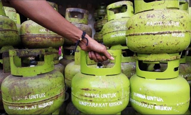 Harga Jual Gas 3 Kg di Aceh Tenggara Melebihi HET, Diduga Ada Permainan