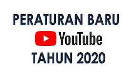 WAJIB TAHU ! Peraturan Baru Youtube di Tahun 2020