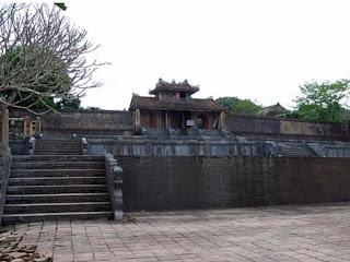 Imperial Tomba di Thieu Tri Hue