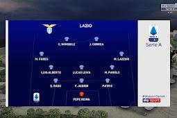 New Serie A Scoreboard Sky Sports - PES 2017