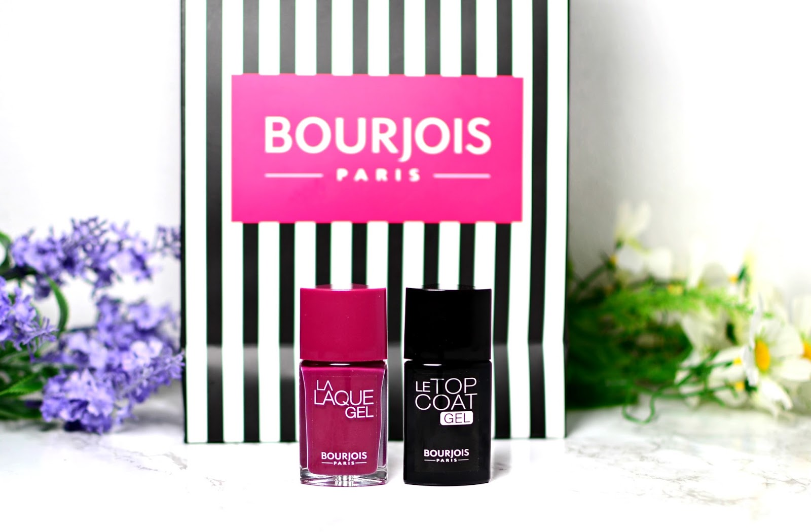 bourjois laky na nehty la laque gel a le top coat gel gabrieless. Black Bedroom Furniture Sets. Home Design Ideas