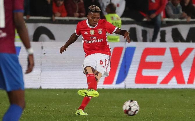 Benfica Florentino Luís