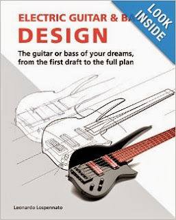 electric guitar and bass design the guitar or bass of your dreams from the first draft to the. Black Bedroom Furniture Sets. Home Design Ideas