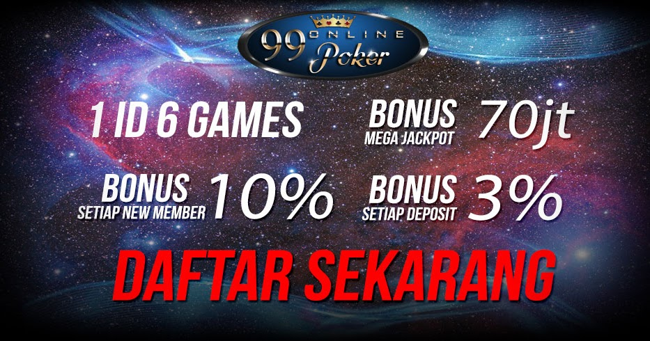 POKER ONLINE INDONESIA: Cara Menang Main Judi Poker Online Indonesia