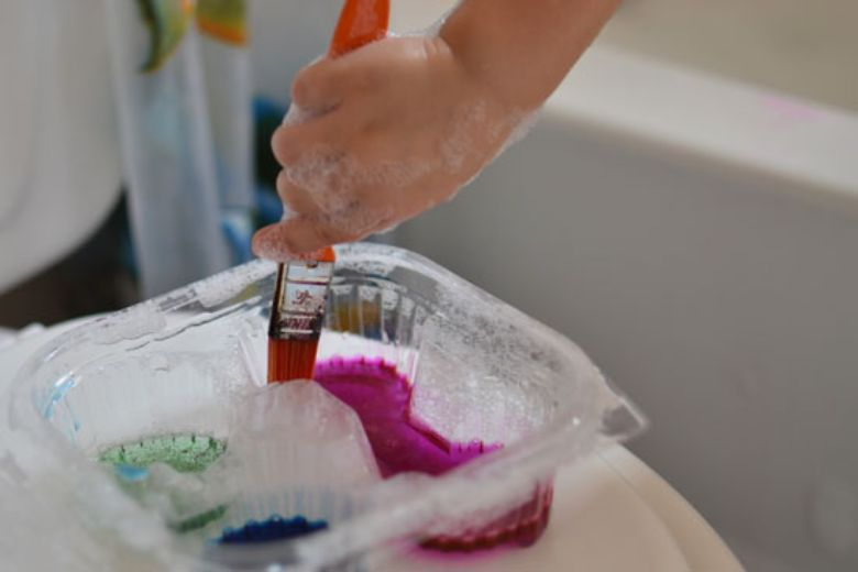 homemade eucalyptus bath paint recipe