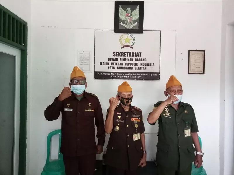 Veteran di Tangsel Kenang Perintah Jenderal Sudirman, Kita Harus Merdeka!
