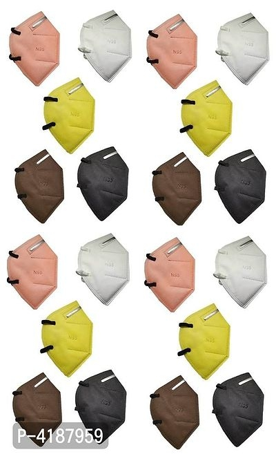 Multi Color Face Masks Combos Online Shopping   Face Mask Online Shopping   Best Face Mask Online   Best Masks Onine Shopping   Anti Pollution Face Mask Online Shopping   Online Shopping In India  