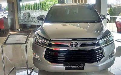 Toyota Innova Promo Diskon Akhir tahun 2018
