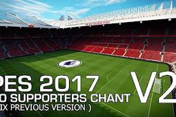 No Crowd - Chant & Stadium Atmosphere V2 - PES 2017