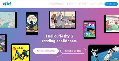 epic - sumber informasi untuk anak