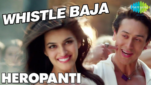 Whistle Baja - Heropanti (2014) Full Music Video Song Free Download And Watch Online at worldfree4u.com