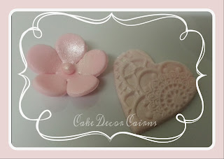 lace hearts flowers vintage easy