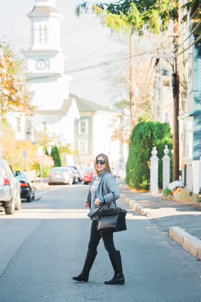 New England blogger