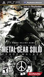 Cheat Metal Gear Solid: Peace Walker PSP PPSSPP