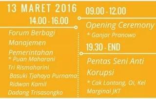 EVENT: Batang | 13 Maret 2016 | Festival Anggaran Kabupaten Batang 2016