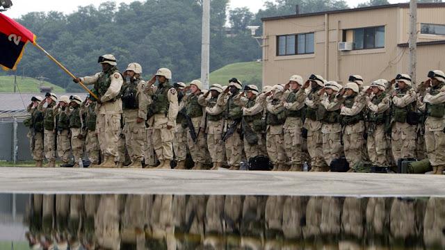 El Pentágono desplegará tropas en Oriente Medio tras el ataque contra las instalaciones petroleras de Arabia Saudita