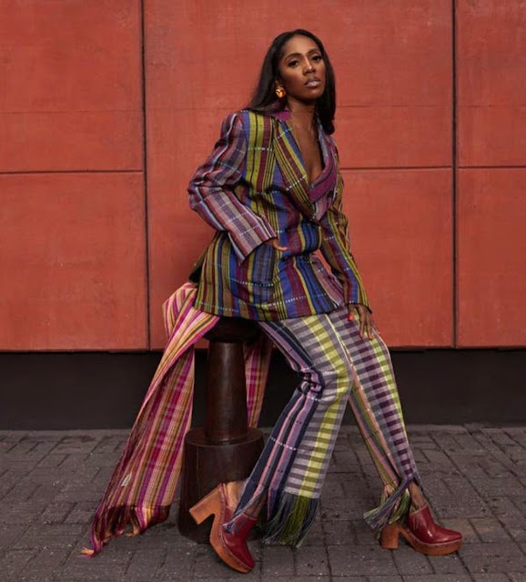 'I Tried To Commit Suicide Two Times' - Singer Tiwa Savage Reveals Depressing Details About Her Life